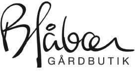 Blåbær Gårdbutik